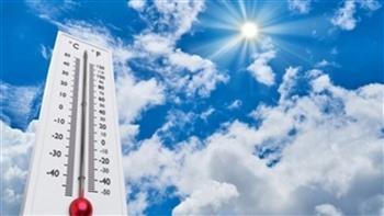 اليوم.. ارتفاع طفيف فى درجات الحرارة