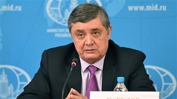 دبلوماسي روسي: موسكو تعتزم تقديم مساعدات إنسانية إلى كابول