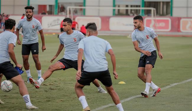 تدريبات متنوعة في مران الأهلي الثاني بتونس