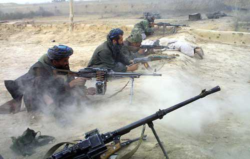 مصرع 20 فردا من «الكوماندوز» الأفغاني بإقليم فارياب