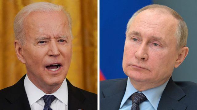 بايدن لـ«بوتين»: البنى التحتية يجب حمايتها من الهجمات الإلكترونية