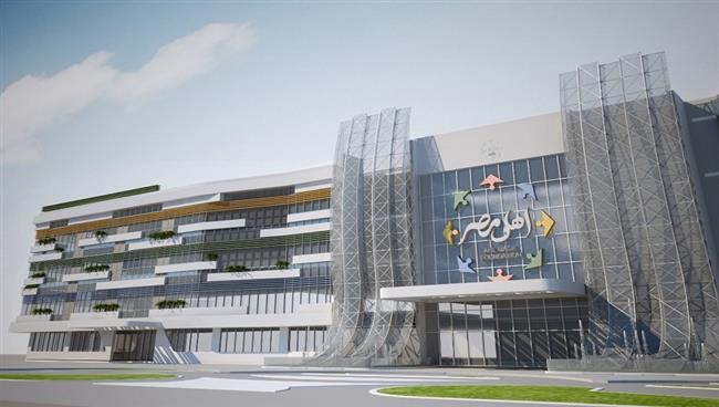 """إنتهاء تجهيز مستشفى أهل مصر """"تكنولوجيا"""" بنهاية العام الجاري"""