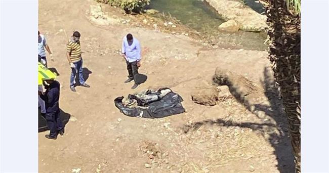 العثور على جثة سيدة مجهولة مفصولة الرأس في نهر النيل بأسيوط