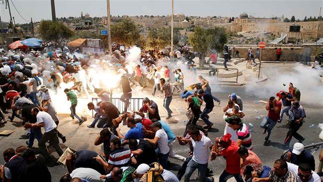 الخارجية الأردنية تدين التصعيد الإسرائيلي في المسجد الأقصى