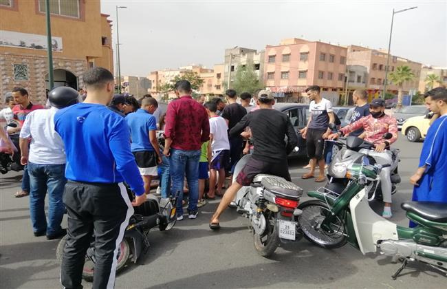 مصرع طفلة دهسًا بدراجة بخارية في سوهاج