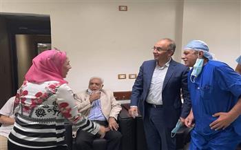 رئيس جامعة الزقازيق يطالب بتطوير برنانمج زراعة الأعضاء  لخدمة مرضى الشرقية