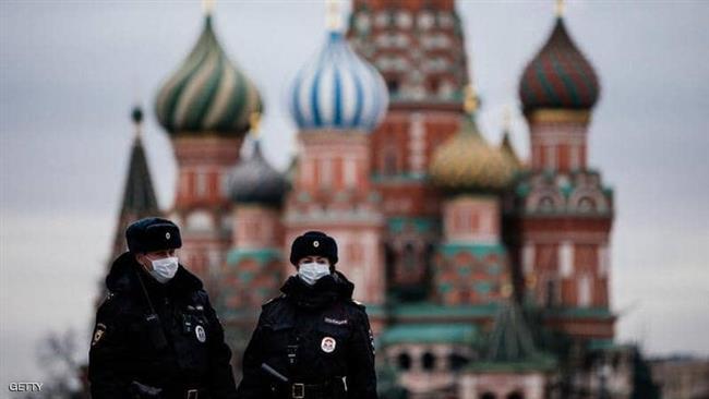 روسيا: عدد قياسى فى إصابات كورونا