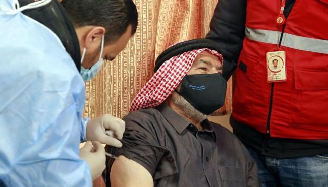 """الأردن يسجل 301 إصابة و12 وفاة بفيروس """"كورونا"""""""