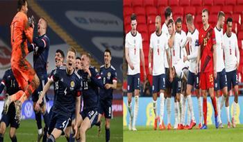 شاهد هنا ..بث مباشر لمباراة إنجلترا ضد اسكتلندا فى يورو 2020