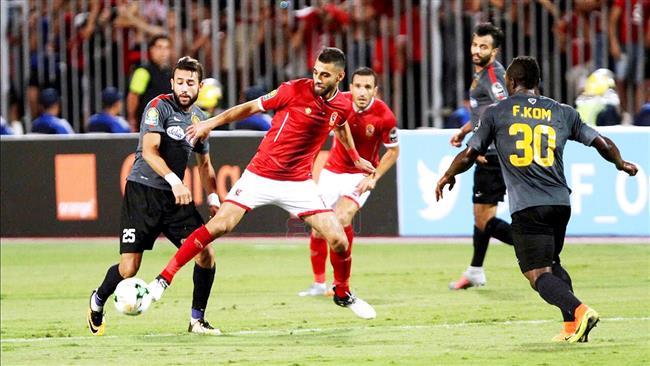 الاهلى والترجى التونسى بدورى الأبطال  في لقاء رد الاعتبار