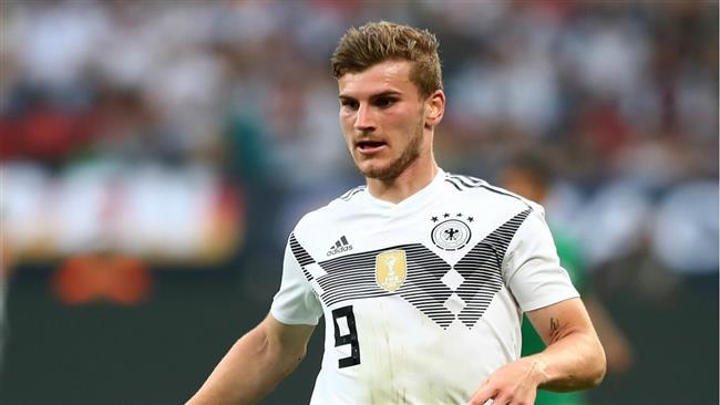 التفاؤل يخيم على مهاجم ألمانيا تيمو فيرنر قبل مباراة البرتغال