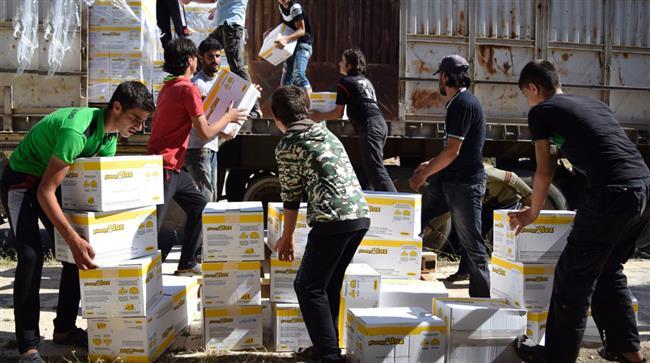 الأمم المتحدة تحذر من تفاقم أزمة الجوع فى سوريا