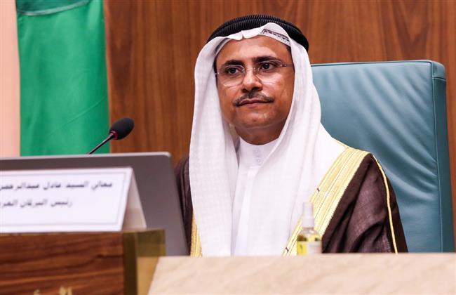«العسومى» يدين إطلاق الحوثى الإرهابية 11 طائرة مسيرة تجاه السعودية