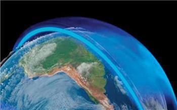 وكالة الفضاء الأوروبية تكشف عن عودة دخول قمر صناعى للغلاف الجوي