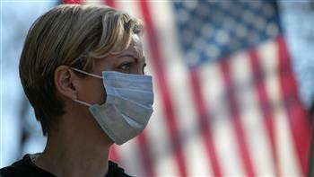 أمريكا تسجل رقم قياسي في حالات كورونا
