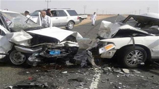 مصرع وإصابة 4 أشخاص بطريق كفر الشيخ – دمياط