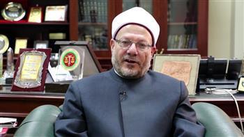 مفتى الجمهورية: الإدارة المصرية تنظر بتقدير شديد فى قضية سد النهضة