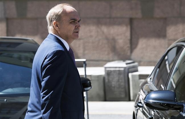 السفير الروسى يغادر موسكو عائداً إلى واشنطن