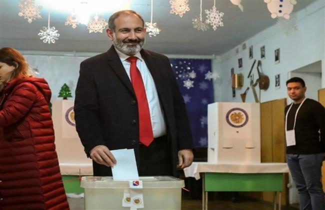 بدء الاقتراع في الانتخابات البرلمانية المبكرة في أرمينيا