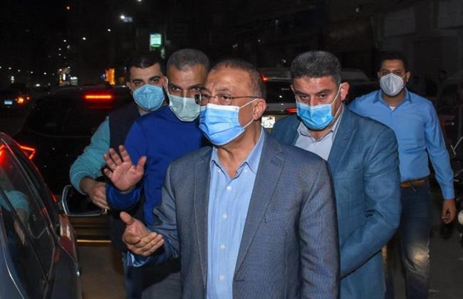 تعرف على حملات محافظة الإسكندرية لتطبيق الإجراءات الاحترازية  خلال شهر :