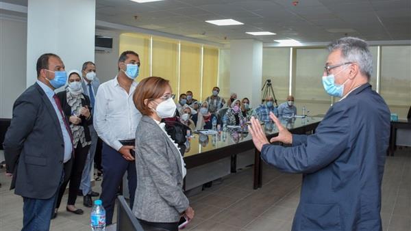 ورشة عمل لإعداد خطة الإدارة المتكاملة للمناطق الساحلية بالإسكندرية