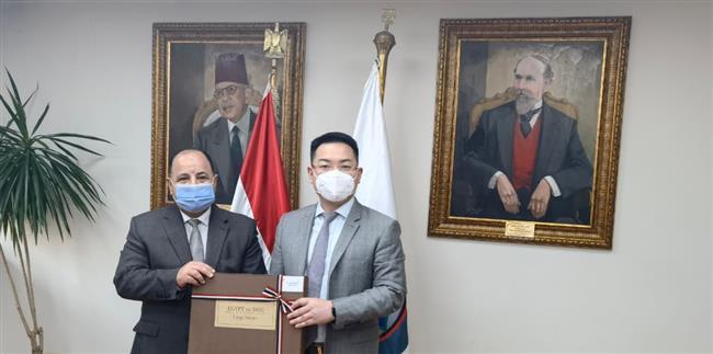 هواوي تؤكد دعم مصر في توجهها نحو التحول الرقمي