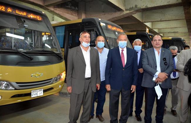 خطوط مواصلات لنقل الركاب من القليوبية إلى العاصمة الإدارية
