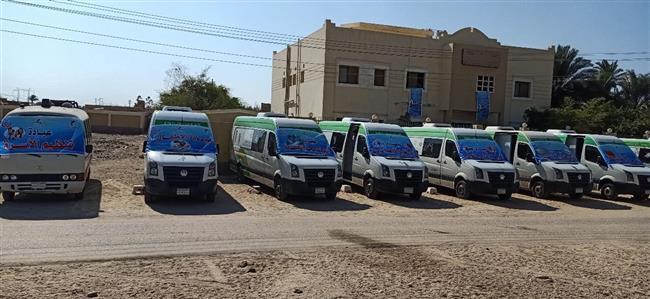 غدا.. «صحة المنيا» تنظم قافلة طبية لخدمة أهالي بنى صامت