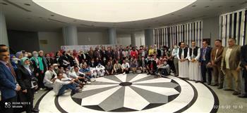 انطلاق فعاليات القمة الشبابية الثانية للمحافظات الحدودية
