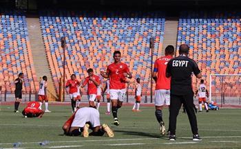 شباب الفراعنة يستهلون مشوار كأس العرب بثنائية في شباك النيجر