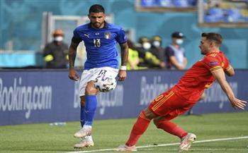 إيطاليا تحقق العلامة الكاملة في «يورو 2020».. وسويسرا تقسو على تركيا