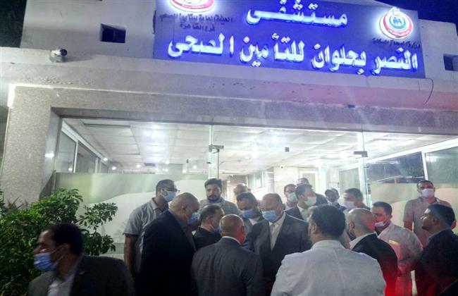 محافظ القاهرة: طوارئ بمستشفى النصر للتأمين الصحى لاستقبال مصابي حادث قطار حلوان