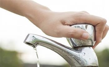 انقطاع المياه عن 37 قرية فى الفيوم  الليلة