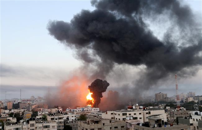 كوريا الشمالية تدين الغارات الإسرائيلية على قطاع غزة