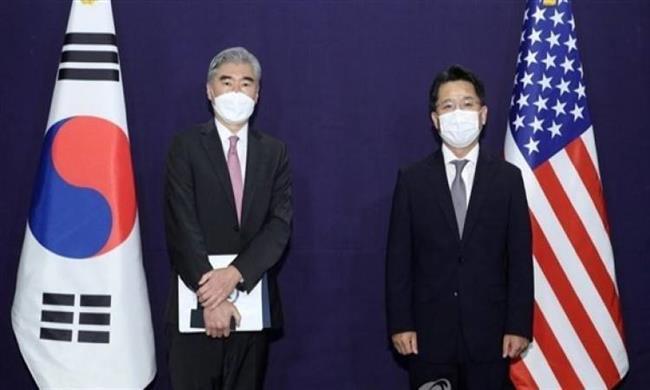 اتفاق بين واشنطن وسول على إنهاء منتدى مجموعة العمل حول كوريا الشمالية