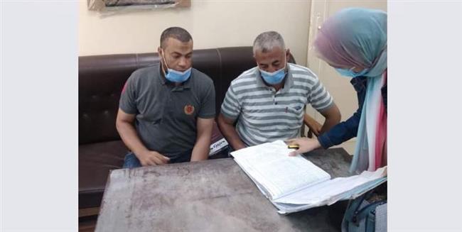 إحالة ٣٦ من العاملين بالمركز الطبي فى الدلنجات للتحقيق