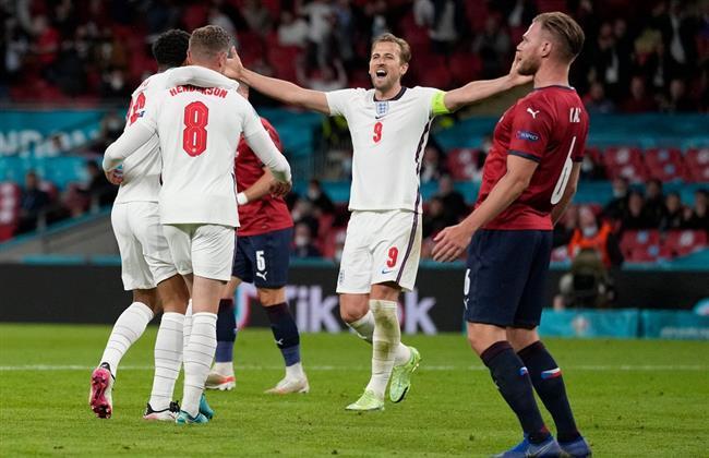 يورو 2020 .. إنجلترا تعبر التشيك بهدف نظيف وتتصدر مجموعتها