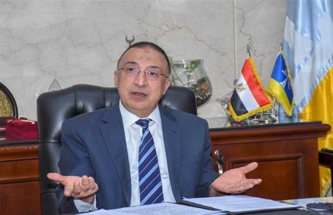 محافظ الإسكندرية: 811 مليون جنيه لتطوير 7 مناطق عشوائية