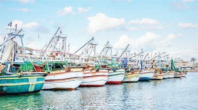 رئيس جمعية الصيادين بـ«عزبة البرج»: ترسيم الحدود البحرية وسعت مجال الصعيد