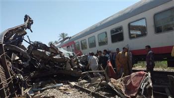 «دار المعارف» تحصل علي الرقم القومي لـ ١٢ مصاب من حادث قطار الاسكندرية