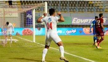 الزمالك يصعد لقبل نهائي كأس مصر بالفوز بهدفين على المقاصة