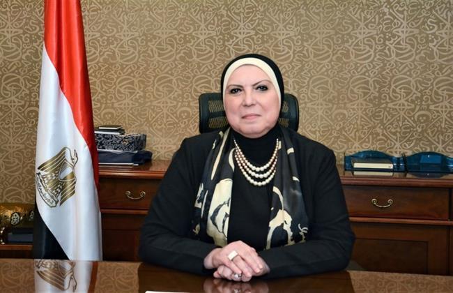وزيرة التجارة ونظيرها المغربي يبحثان سبل تيسير حركة التبادل التجاري