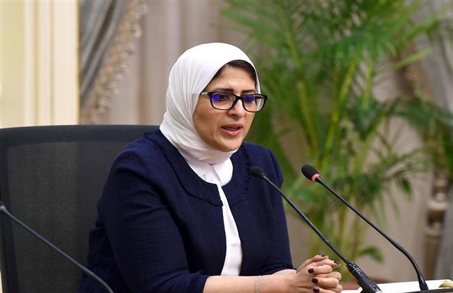 وزيرة الصحة تستعرض آخر مستجدات فيروس كورونا