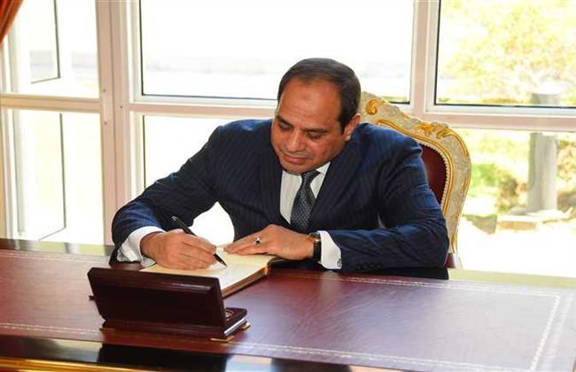 قرار جمهورى بتعيين عمرو الشربينى سفيرًا لدى قطر