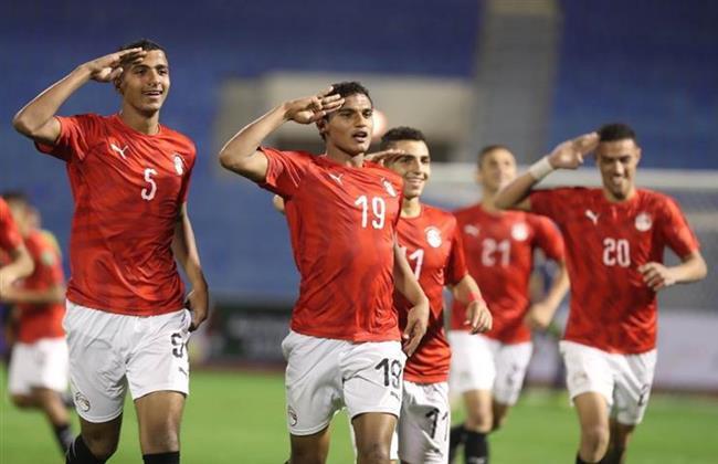 منتخب مصر يفوز على الجزائر ويتأهل رسميًا إلى ربع نهائي كأس العرب للشباب