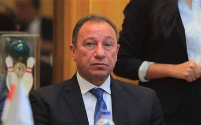 الخطيب يستقبل سفير كوريا الجنوبية في القاهرة
