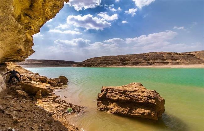 الطبيعة والتخييم بمحمية وادي دجلة