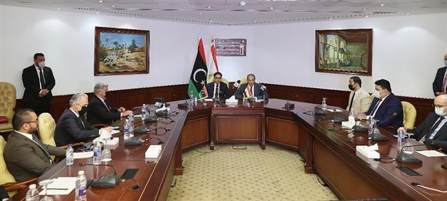 د.عمرو طلعت :  بلورة العديد من اتفاقيات التعاون بين قطاعي الاتصالات في مصر وليبيا