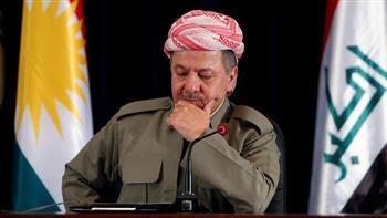 بارزاني يناقش أوضاع العراق وأمن المنطقة مع سفيري بريطانيا والنرويج