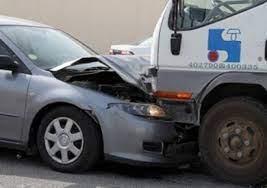إصابة شخص في حادث سير أمام ميناء دمياط